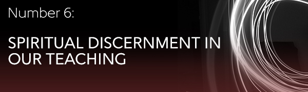 SPIRITUAL-DISCERNMENTINOURTEACHING