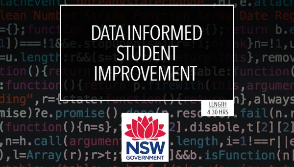 Data Informed Student Improvement