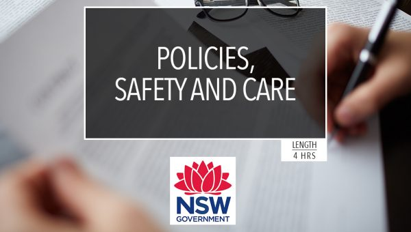 Policies, Safety and Care