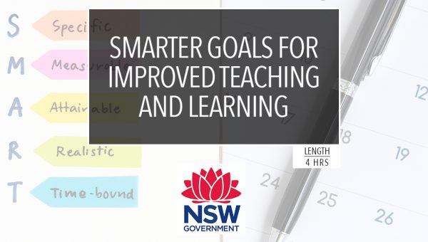 SMARTER Goals For Improved Teaching and Learning