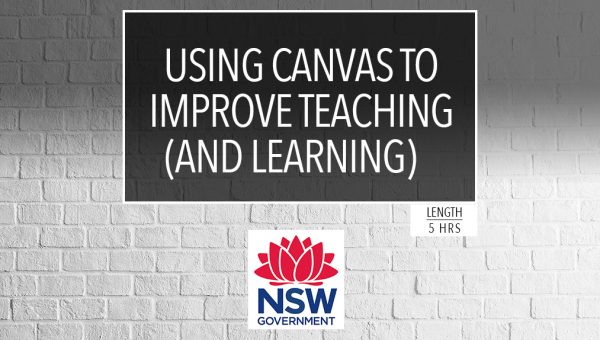 Using CANVAS to Improve Teaching (and Learning)