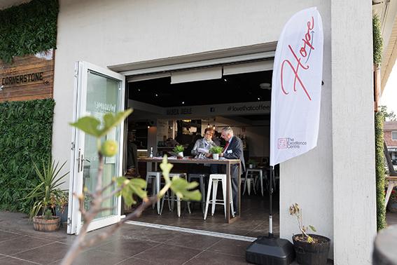 Cafe Cornerstone