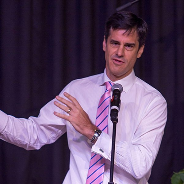 Mark McCrindle inspires