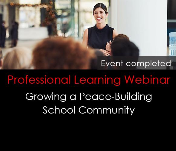 Growing a Peace-Building School Community