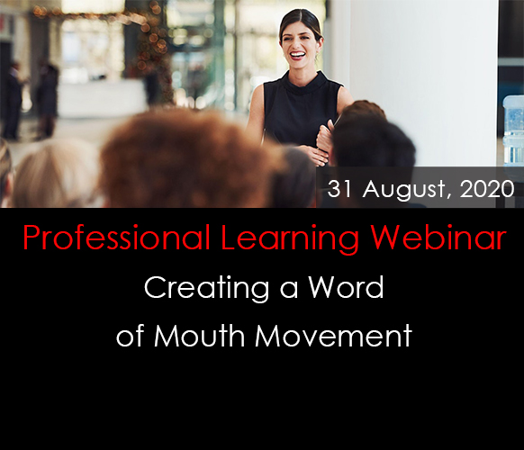 Creating a Word of Mouth Movement