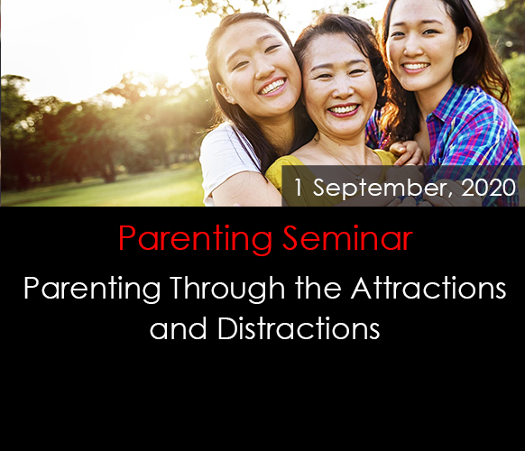 Parenting Through the Attractions and Distractions