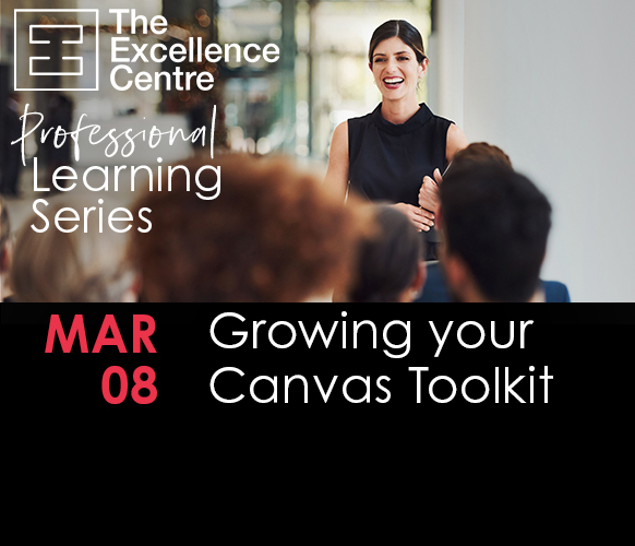 Growing your Canvas Toolkit