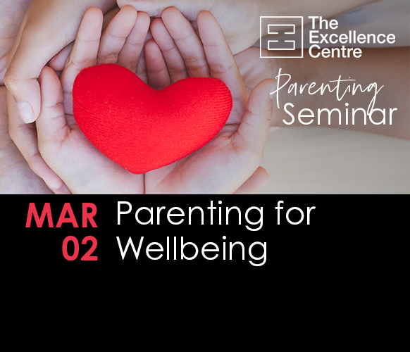 Parenting Seminar | Parenting for Wellbeing