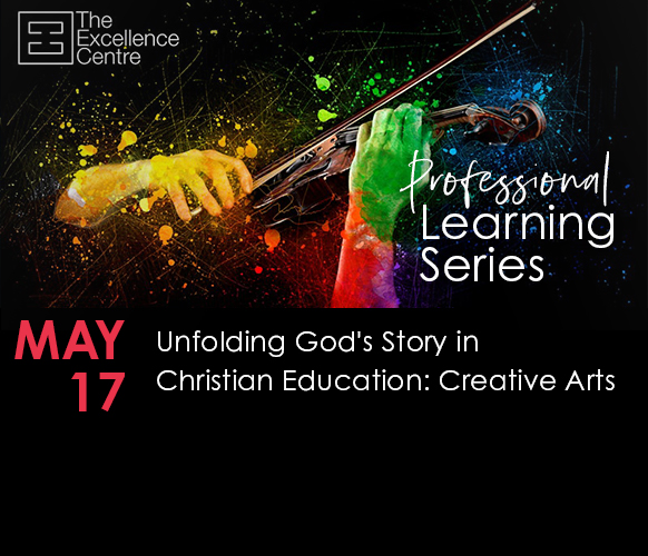 Unfolding God's Story in Christian Education: Creative Arts