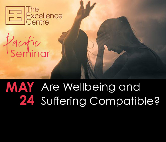 TEC Pacific Seminar :: Are Wellbeing and Suffering Compatible?