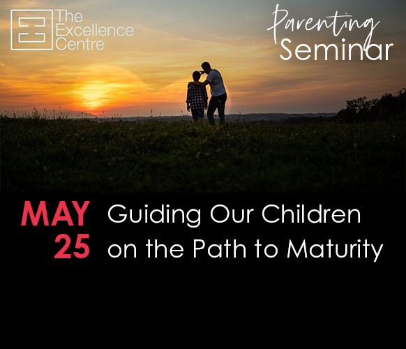 Guiding Our Children on the Path to Maturity