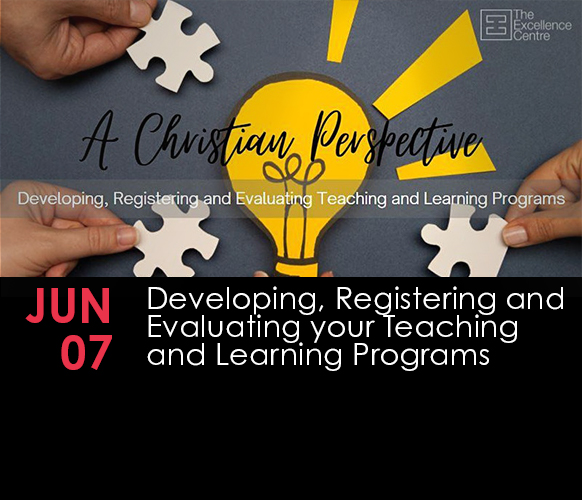 Developing, Registering and Evaluating your Teaching and Learning Programs