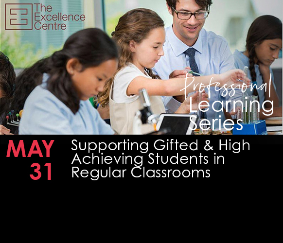 Supporting Gifted & High Achieving Students in Regular Classrooms