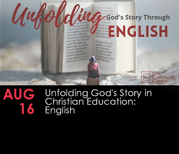 Unfolding God's Story in Christian Education: English